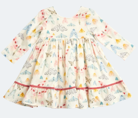 PINK CHICKEN Coralee Dress