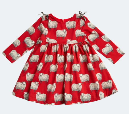 PINK CHICKEN Sheila Dress