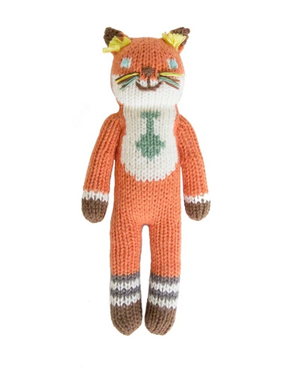 BLABLA Socks the Fox Rattle