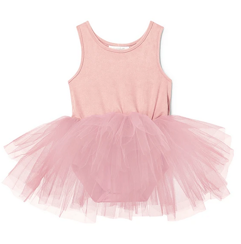 PLUM B.A.E. Suede Tutu Dress