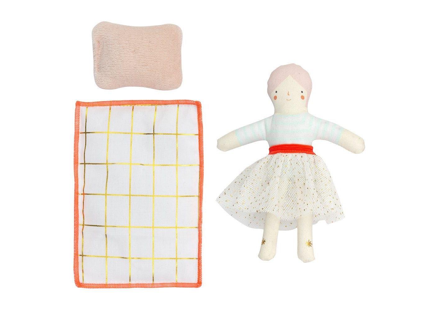 Matilda Mini Suitcase Doll