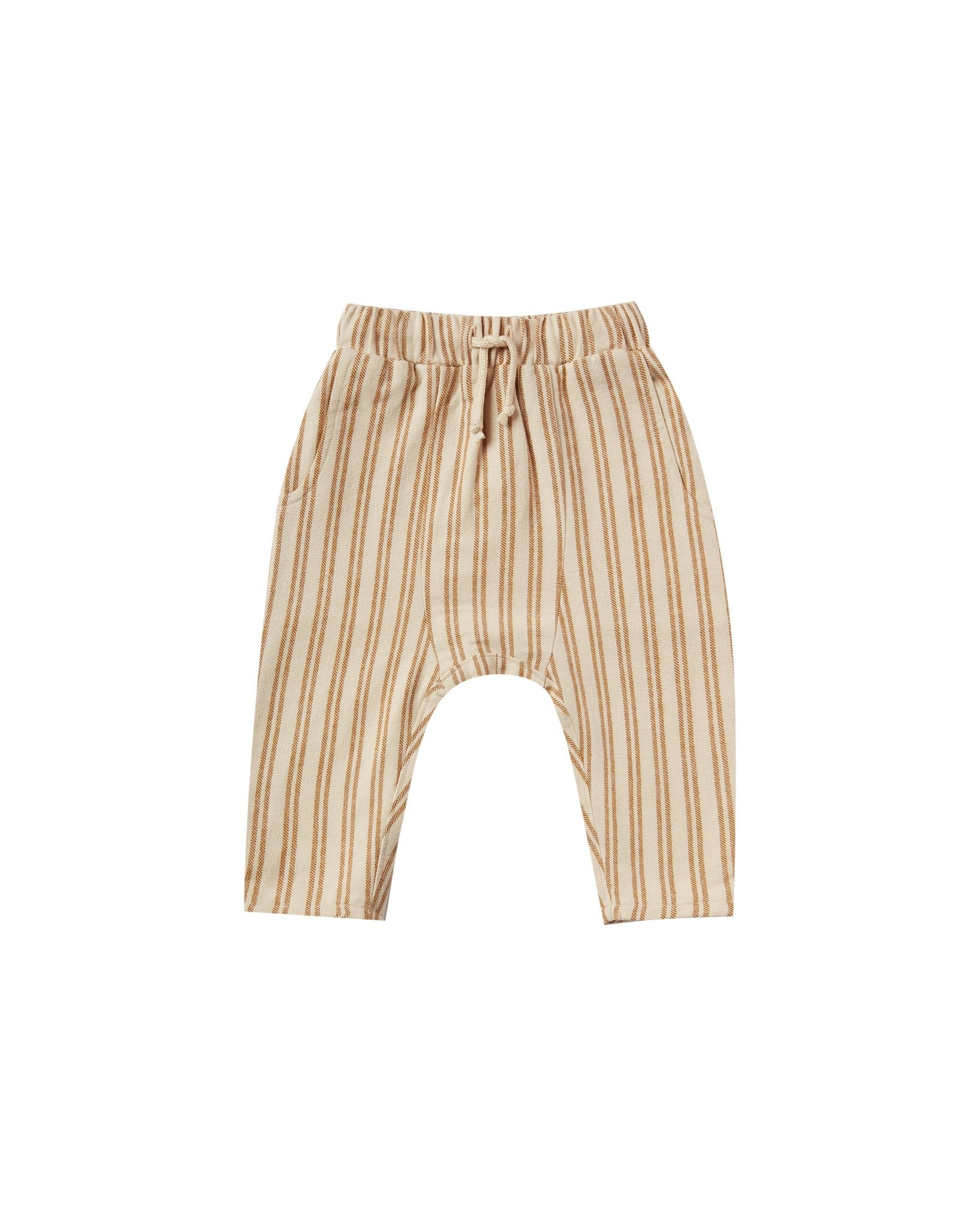 RYLEE AND CRU Baby Striped Hawthorne Trouser
