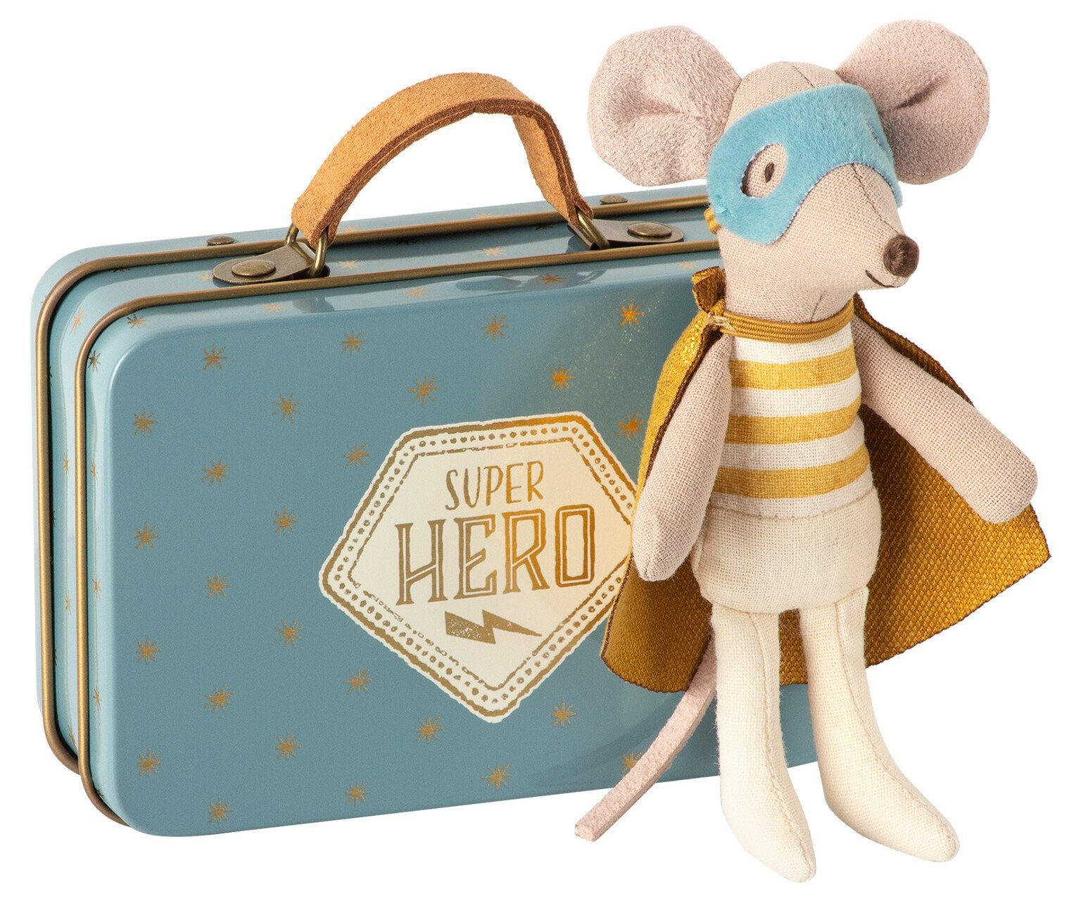 MAILEG Superhero Mouse