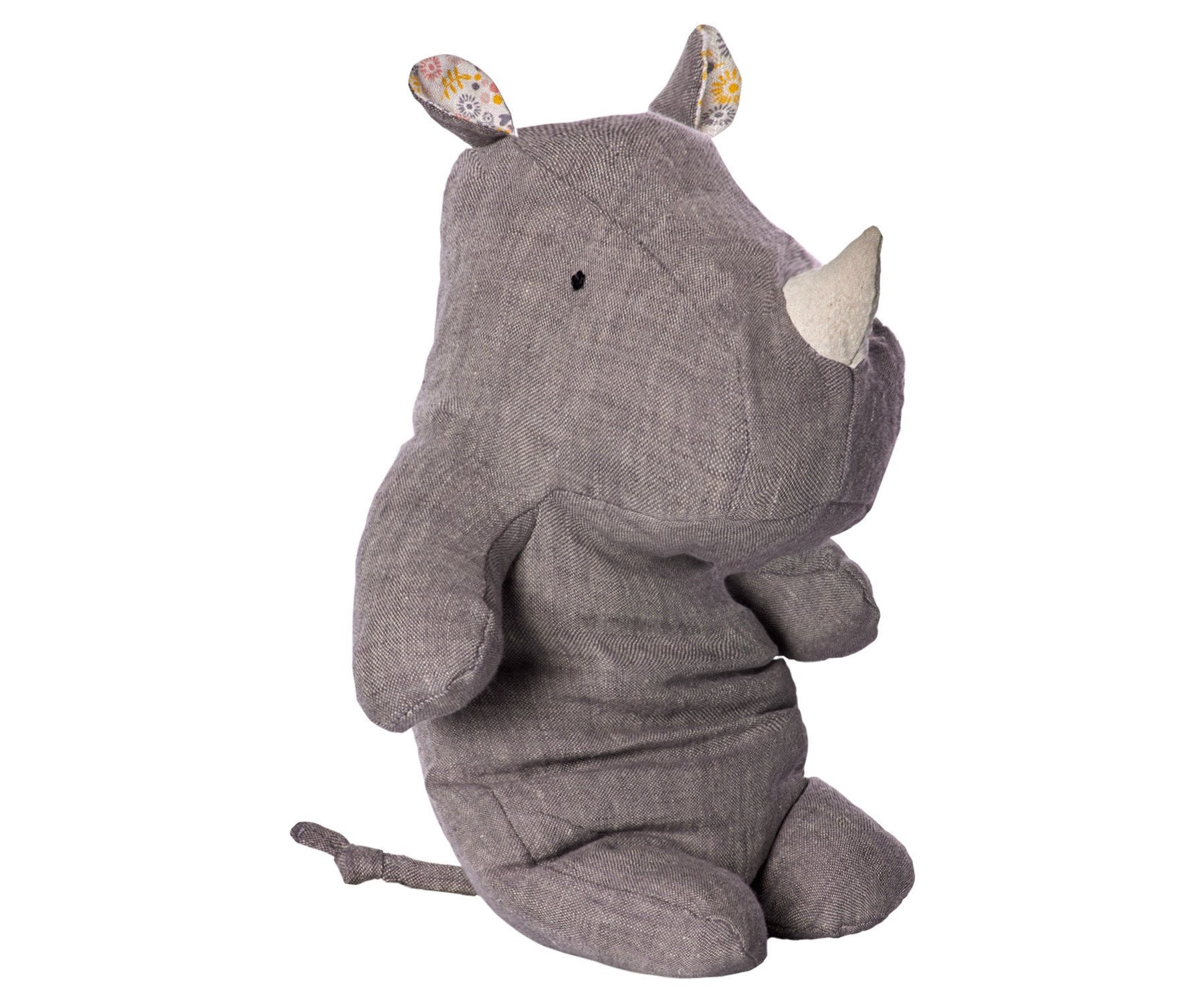 MAILEG Safari Friends Rhino Grey