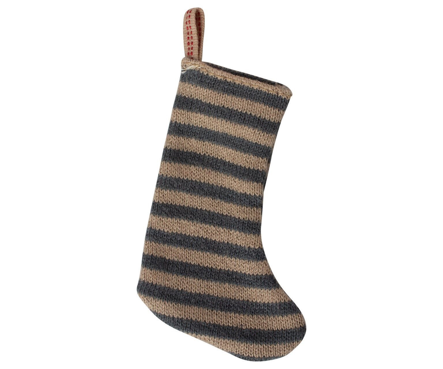 MAILEG Mouse Christmas Stocking Neutral