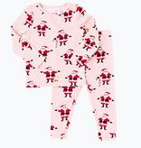 PINK CHICKEN Baby Holiday PJ Set