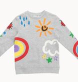 STELLA MCCARTNEY Weather Sweatshirt