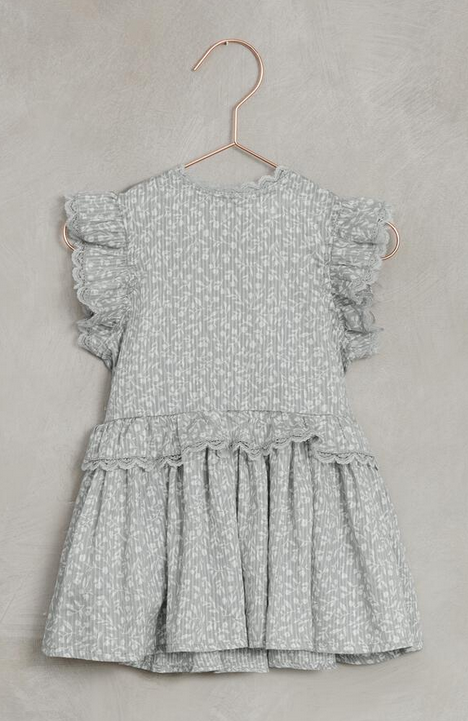 NORALEE Blue Ditsy Alice Dress