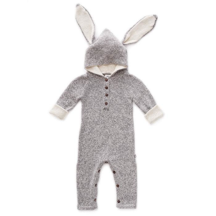 OEUF Bunny Hooded Jumper