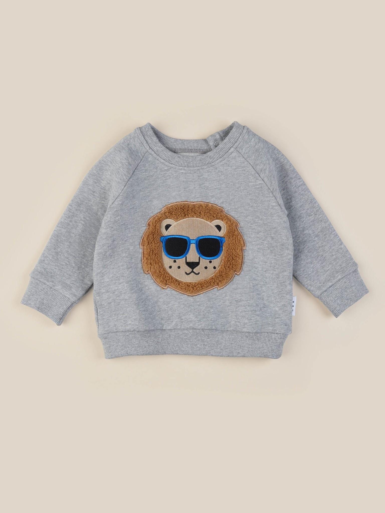 HUX BABY Cool Lion Sweatshirt
