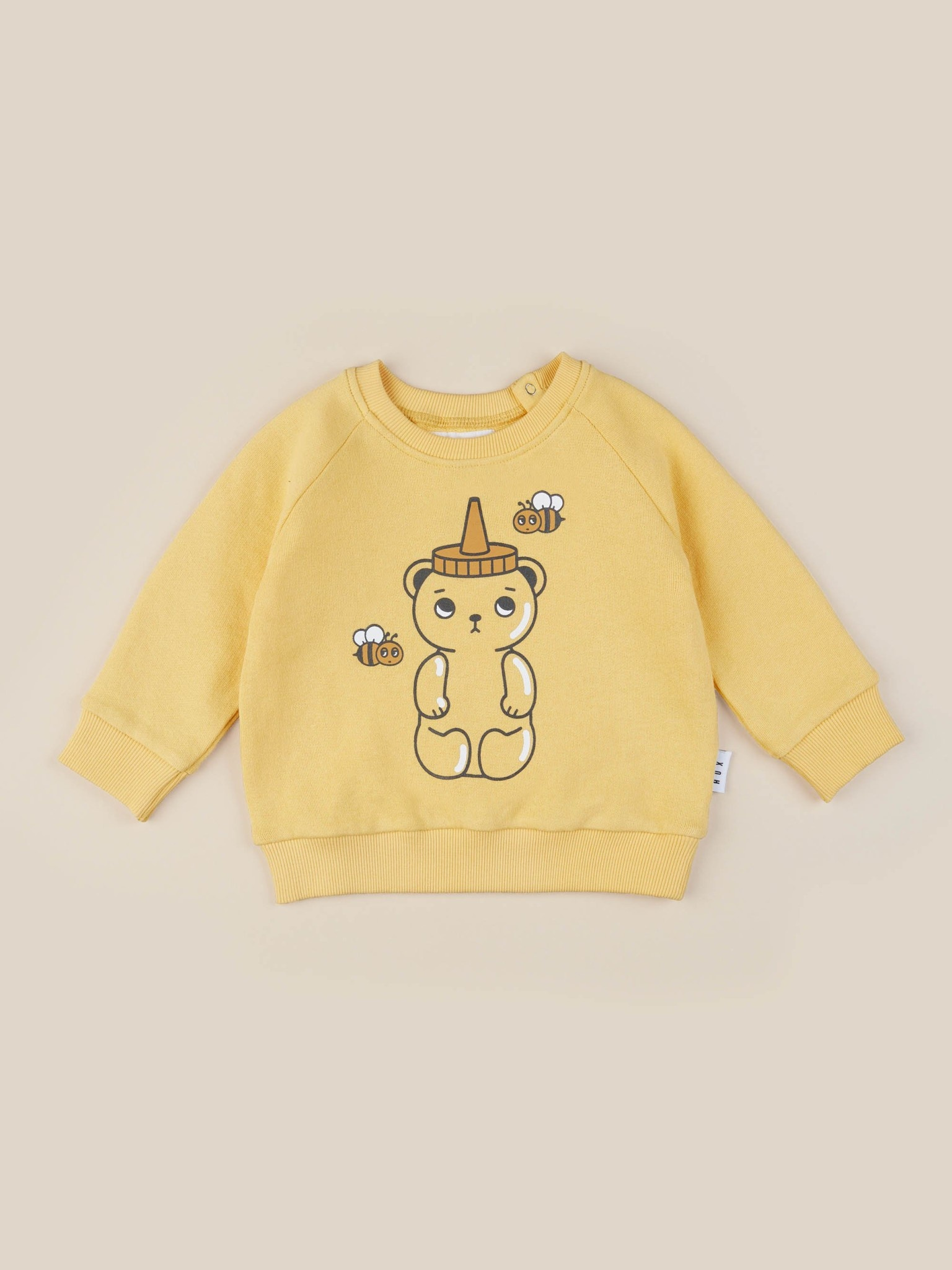 HUX BABY Honey Bear Sweatshirt