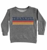 TINY WHALES Thankful Sweatshirt