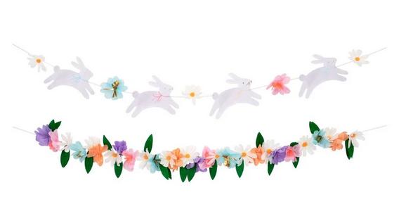 Spring Bunny Garland