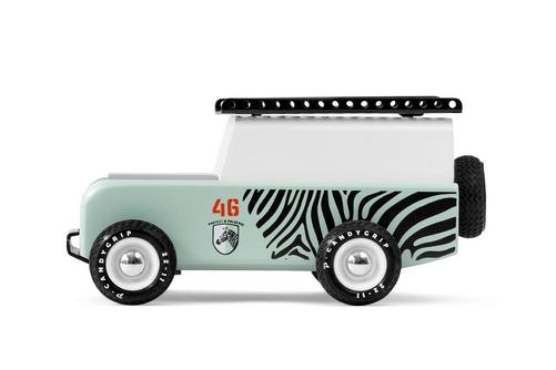 CANDYLAB Drifter Zebra