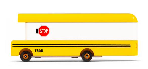 CANDYLAB Schoolbus