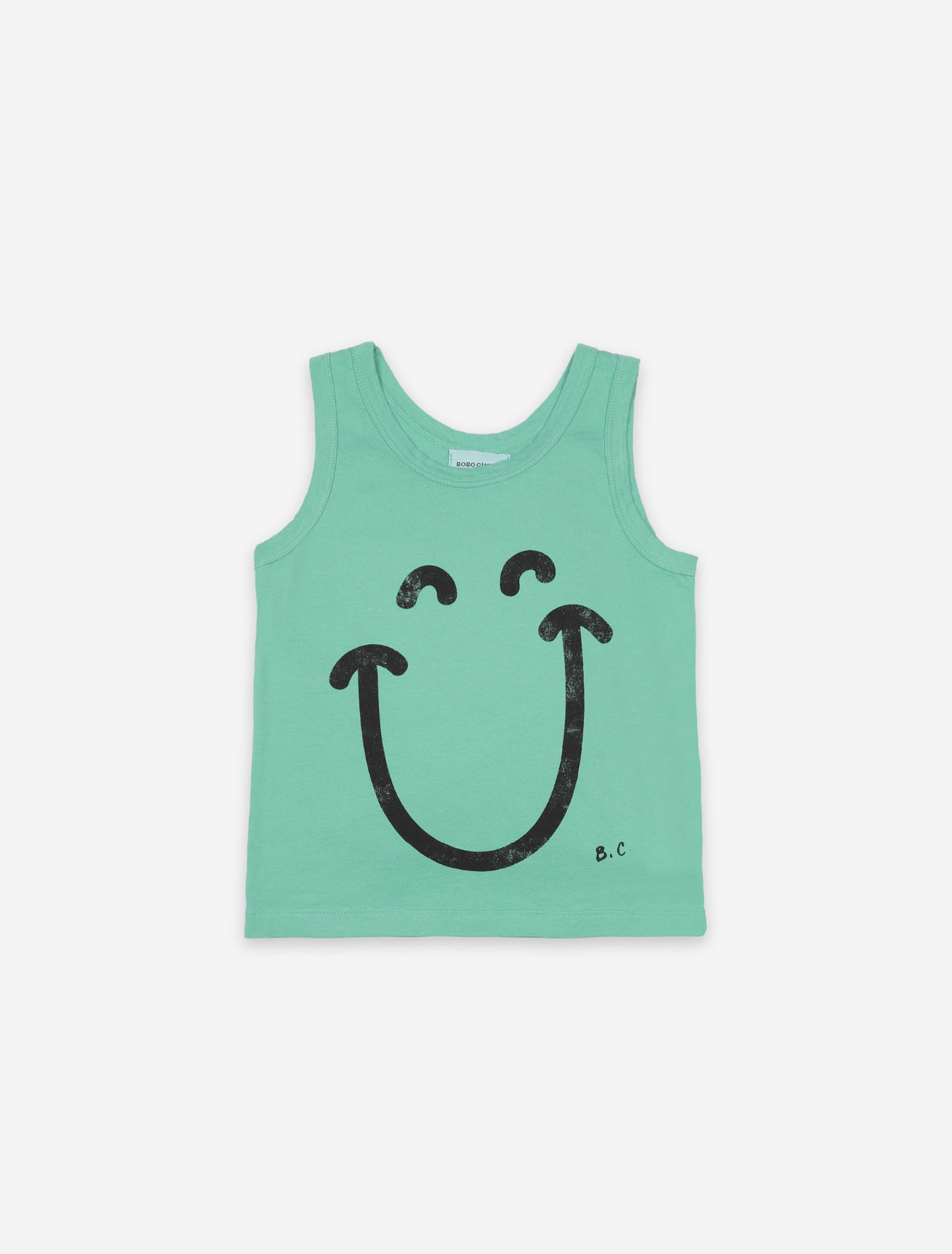BOBO CHOSES Big Smile Tank Top