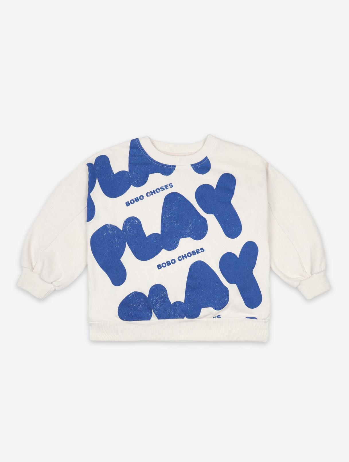 BOBO CHOSES Play All Over Sweatshirt
