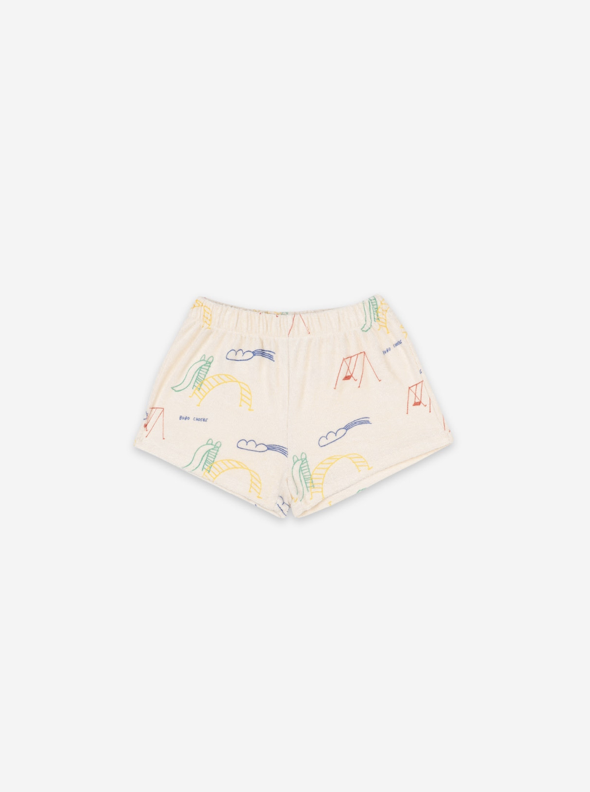 BOBO CHOSES Playground All Over Shorts