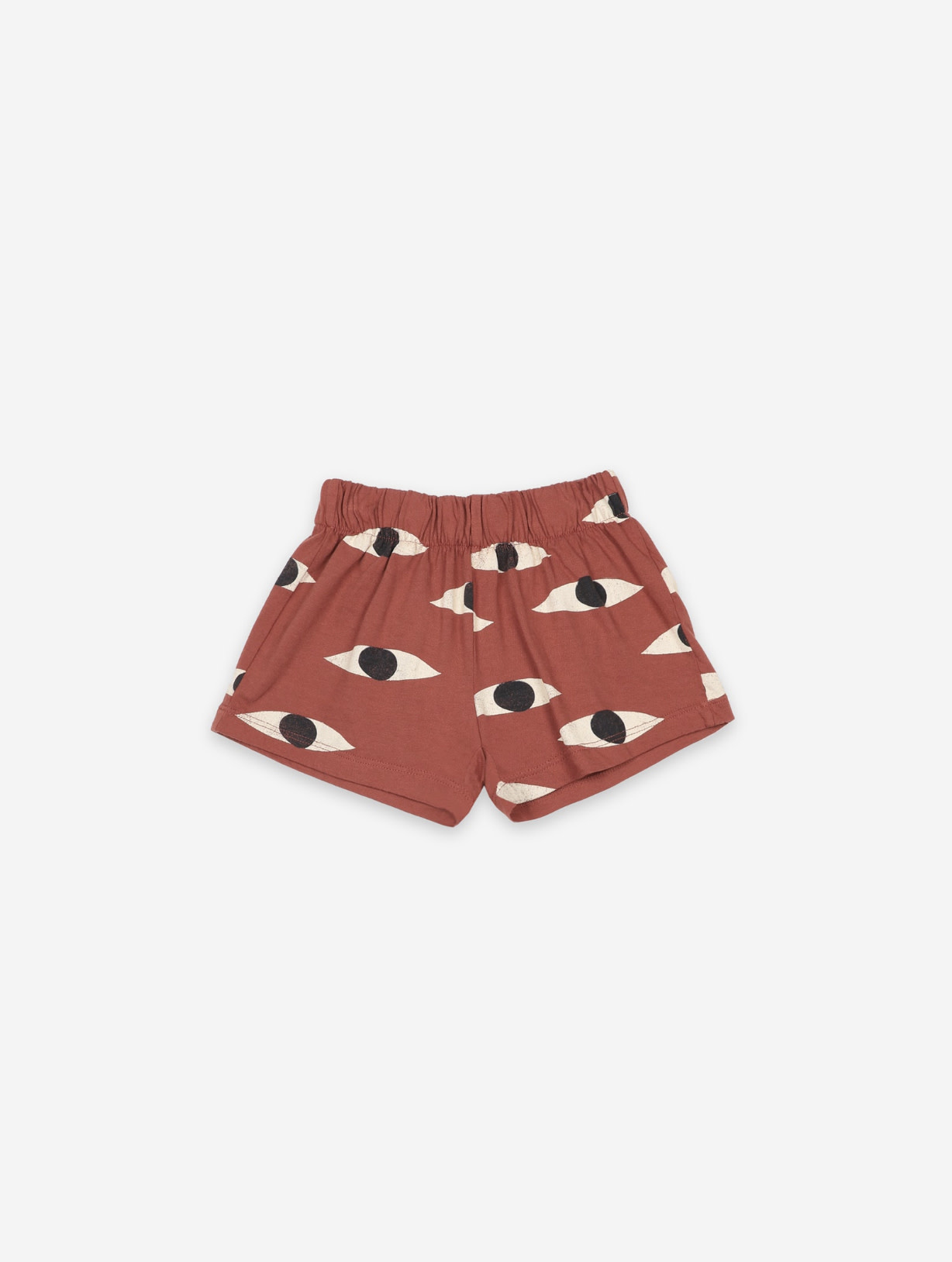 BOBO CHOSES Eyes All Over Jersey Shorts
