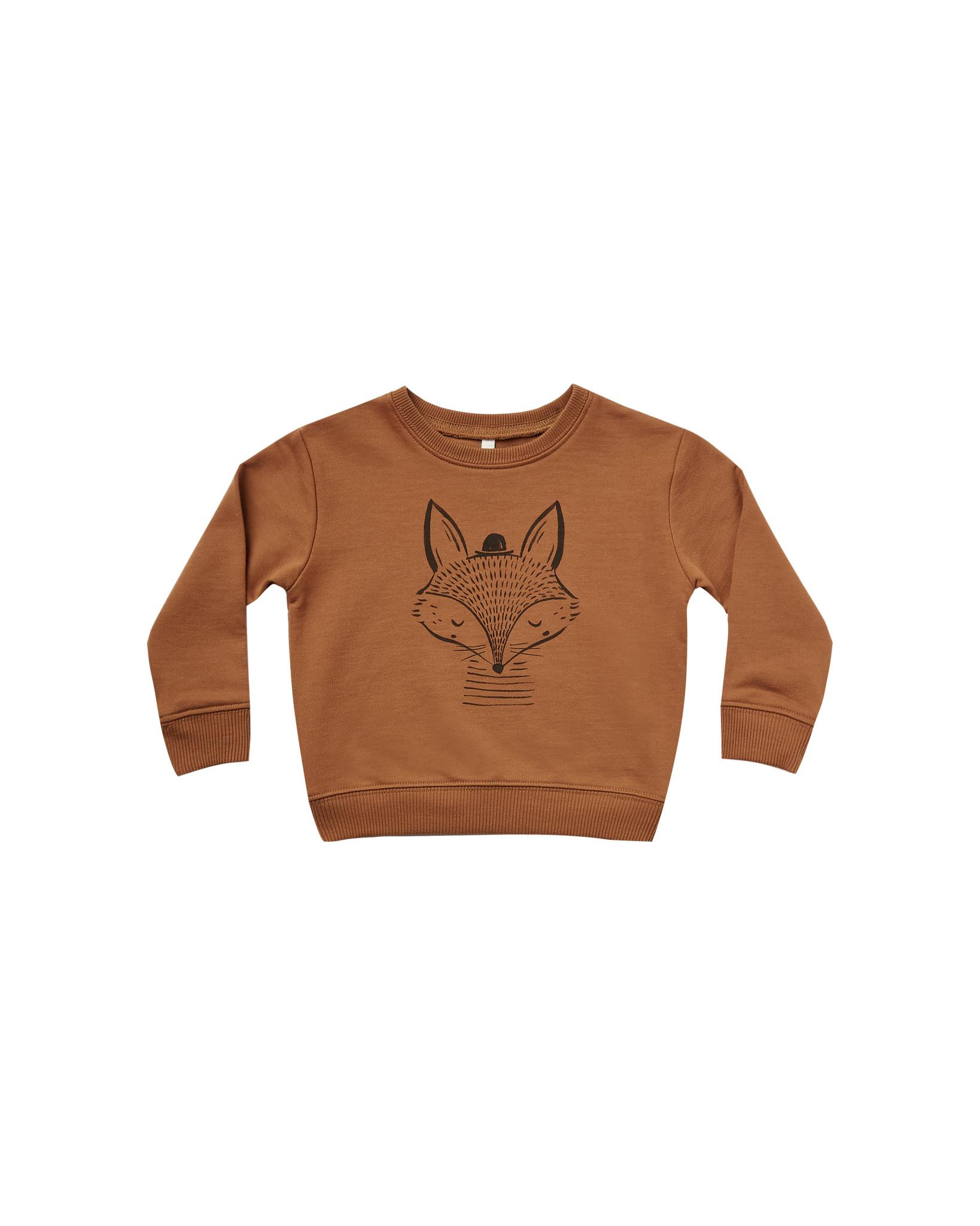RYLEE AND CRU Fox Sweatshirt