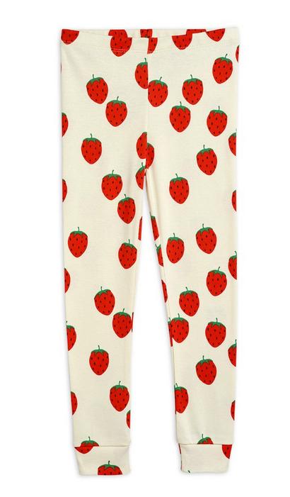 MINI RODINI Strawberry Leggings