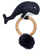 Zestt Organics Whale Rattle