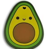 LOULOU LOLLIPOP Avocado Teether