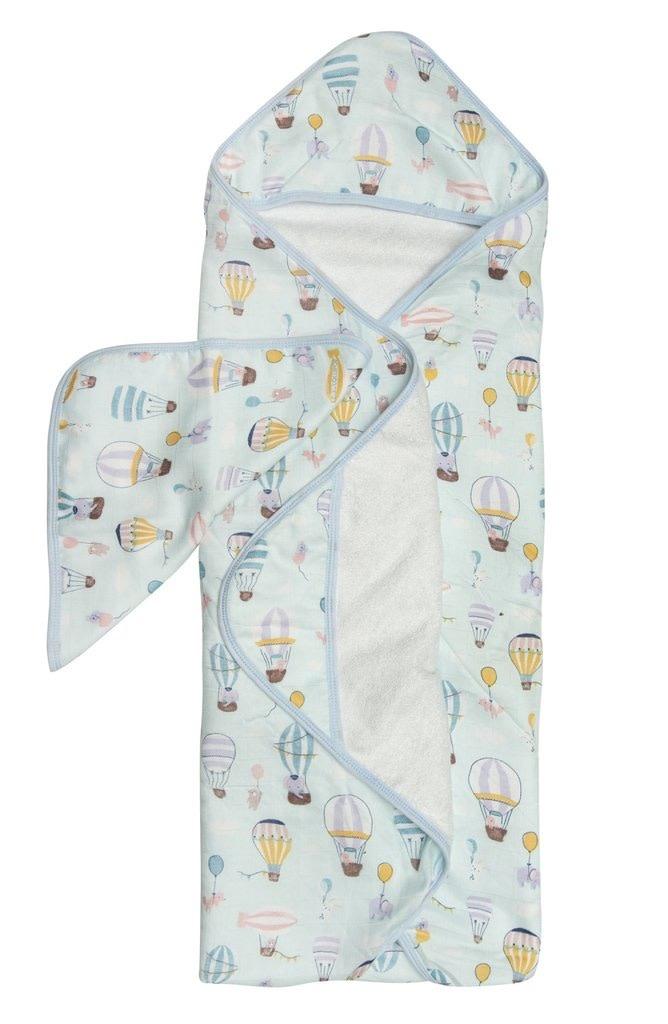 LOULOU LOLLIPOP Hooded Towel Set Up Up Away
