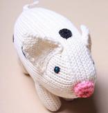 Estella Organic Pig Rattle