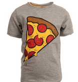 APPAMAN Pizza Slice Graphic Tee