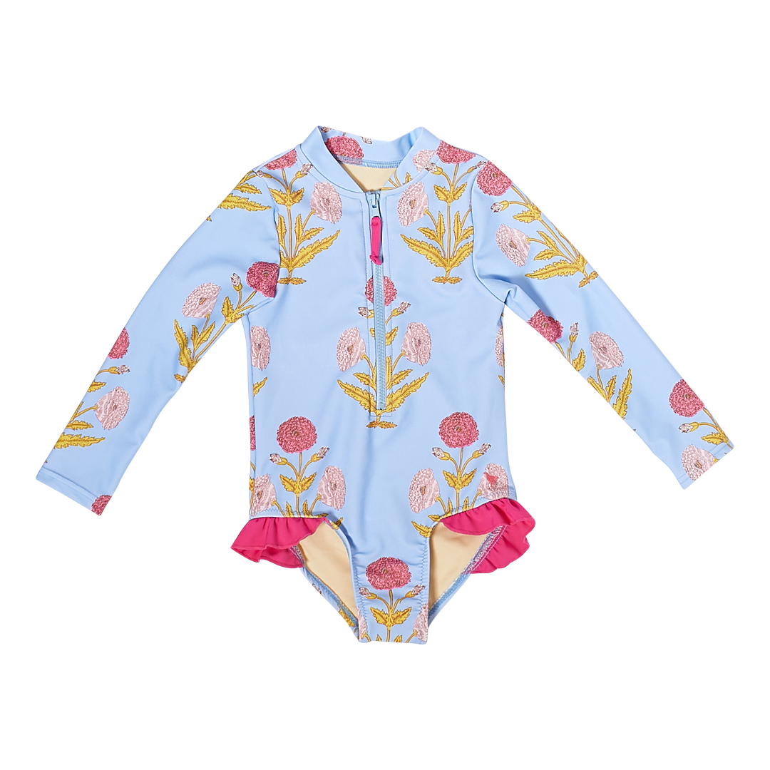 PINK CHICKEN Baby Arden Suit