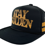 TINY WHALES Stay Golden Trucker Hat