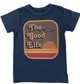 TINY WHALES The Good Life Tee