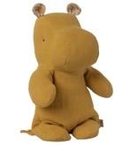MAILEG Safari Friends Small Hippo Dusty Yellow