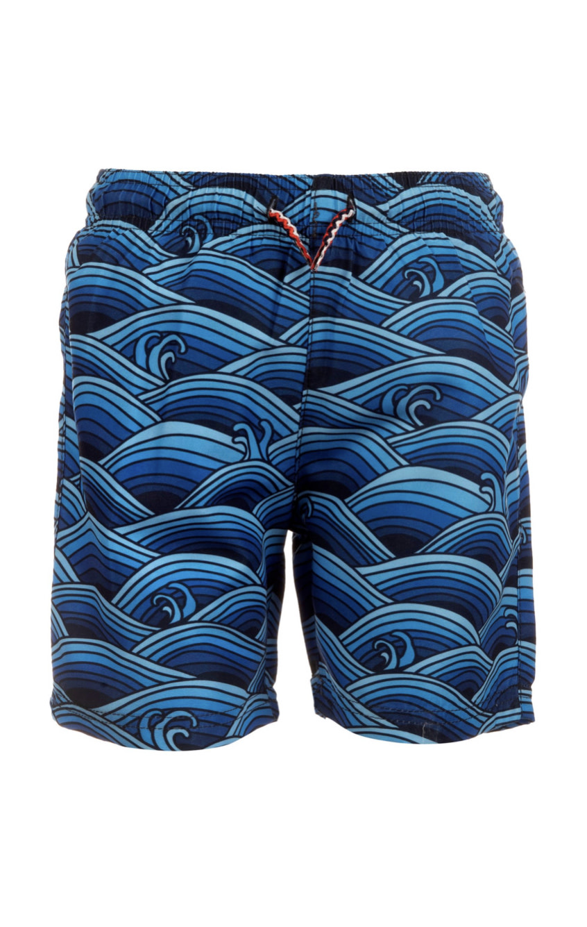 APPAMAN Mid Lenth Swim Trunks