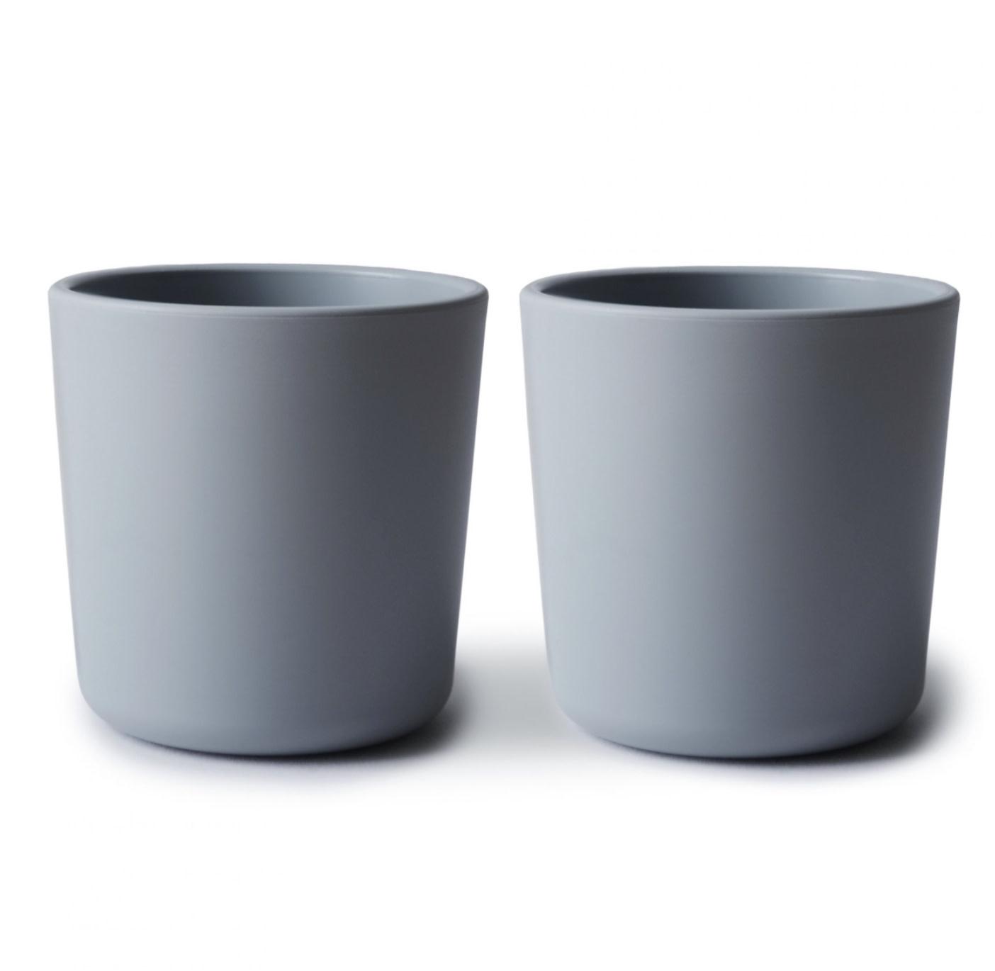 MUSHIE Dinnerware Cup Set of 2 Cloud