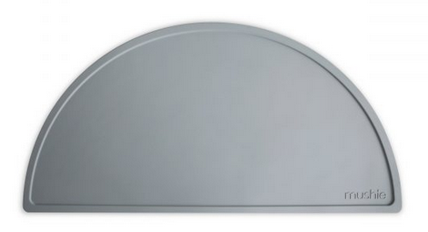 MUSHIE Silicone Place Mat - Stone