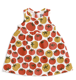 WINTER WATER FACTORY Tomatoes Oslo Baby Dress