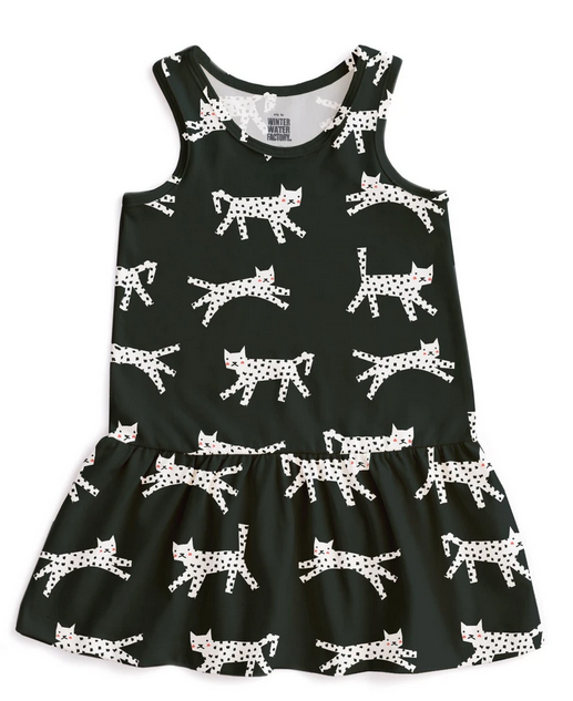 WINTER WATER FACTORY Cats Valencia Dress
