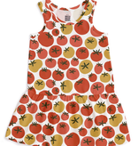 WINTER WATER FACTORY Tomatoes Valencia Dress