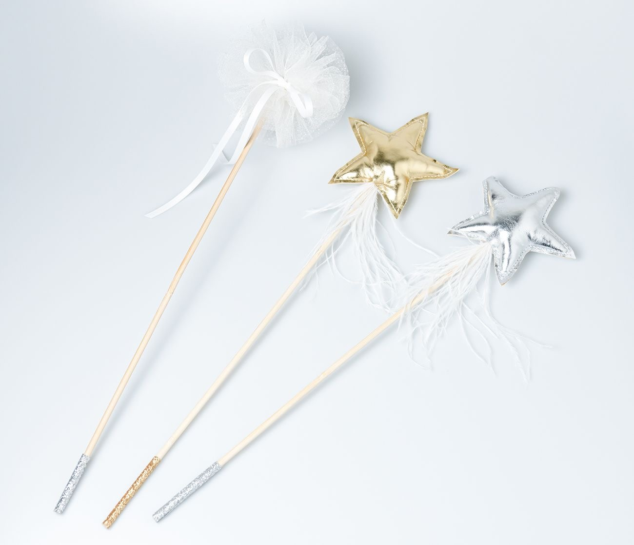 PETITE HAILEY Silver Star Stick