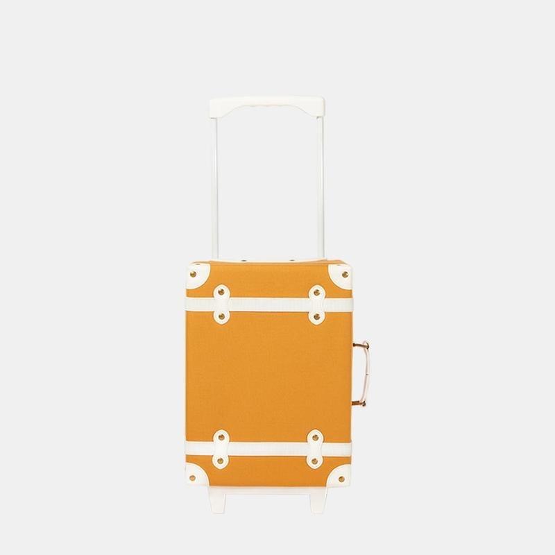 OLLI ELLA See Ya Suitcase Apricot