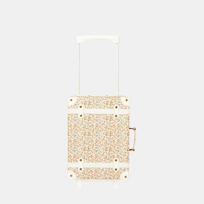 OLLI ELLA See Ya Suitcase Prairie Floral