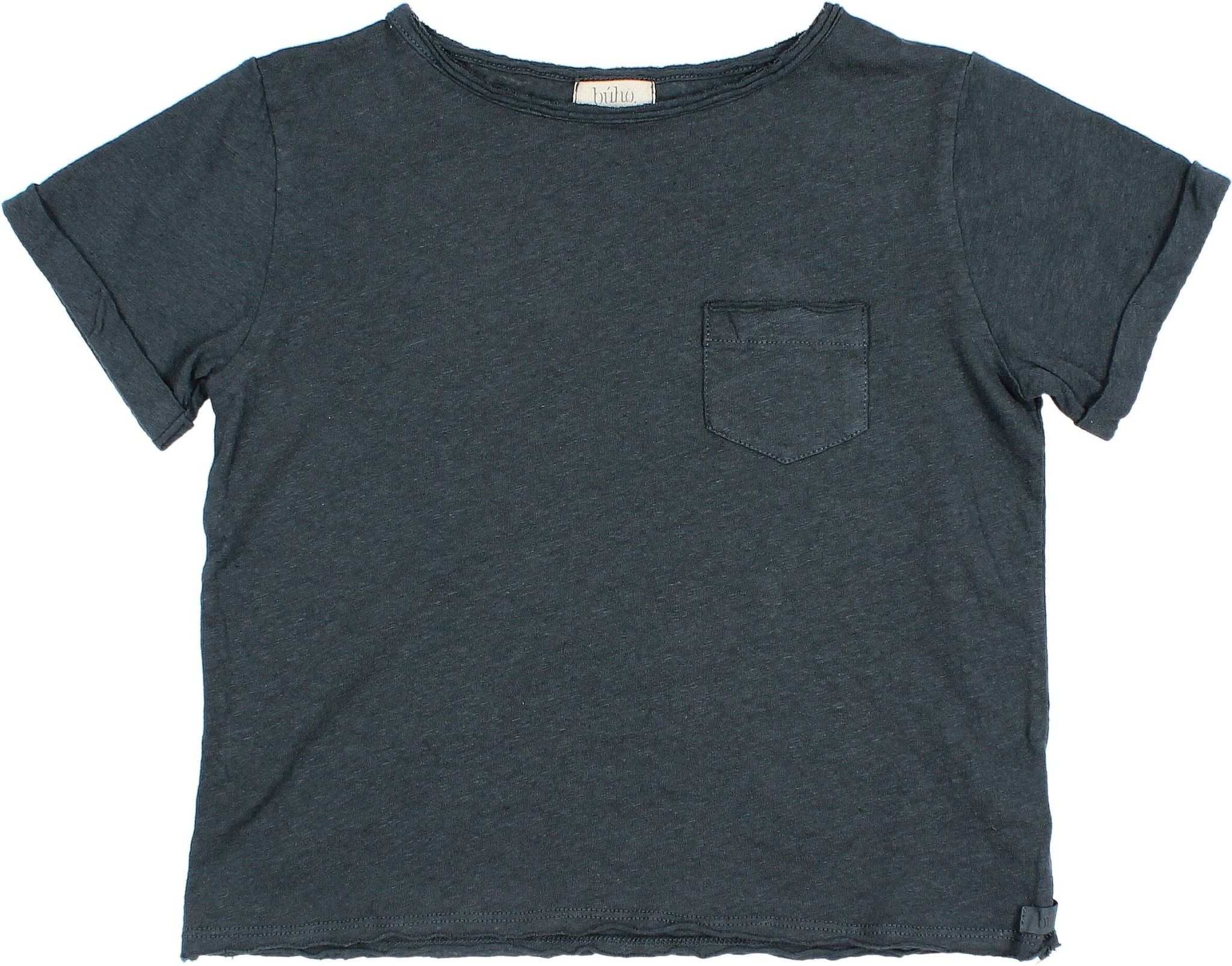 BUHO Cotton Linen T-Shirt