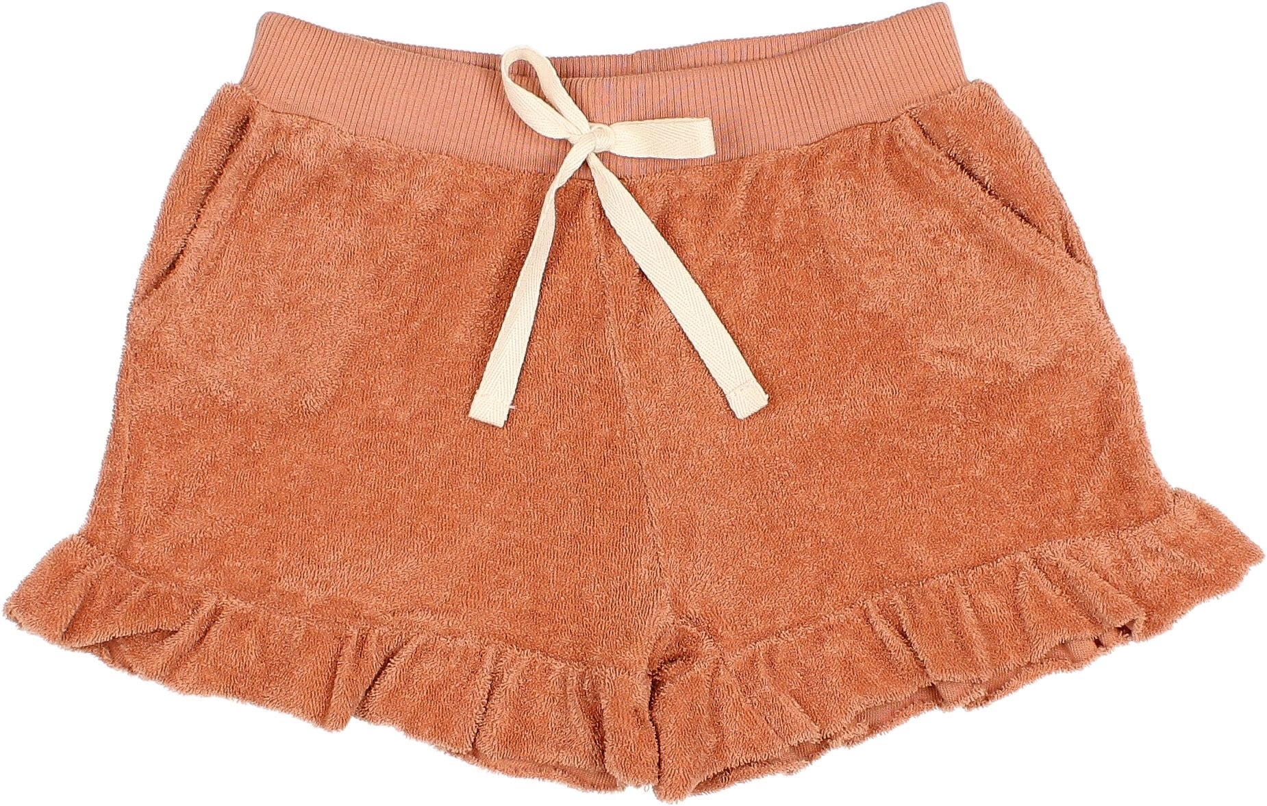 BUHO Terry Ruffle Short