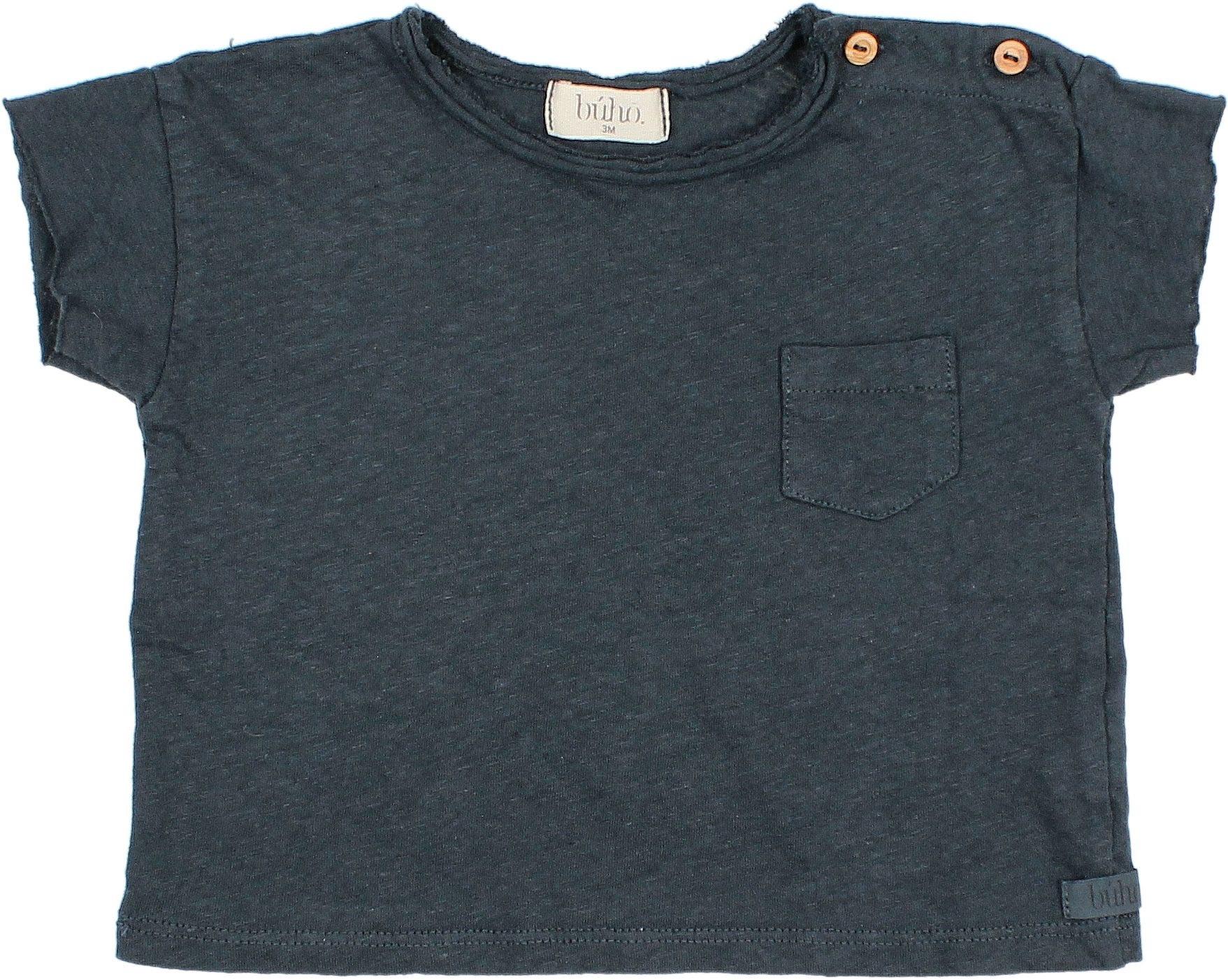BUHO Baby  Cotton Linen T-Shirt