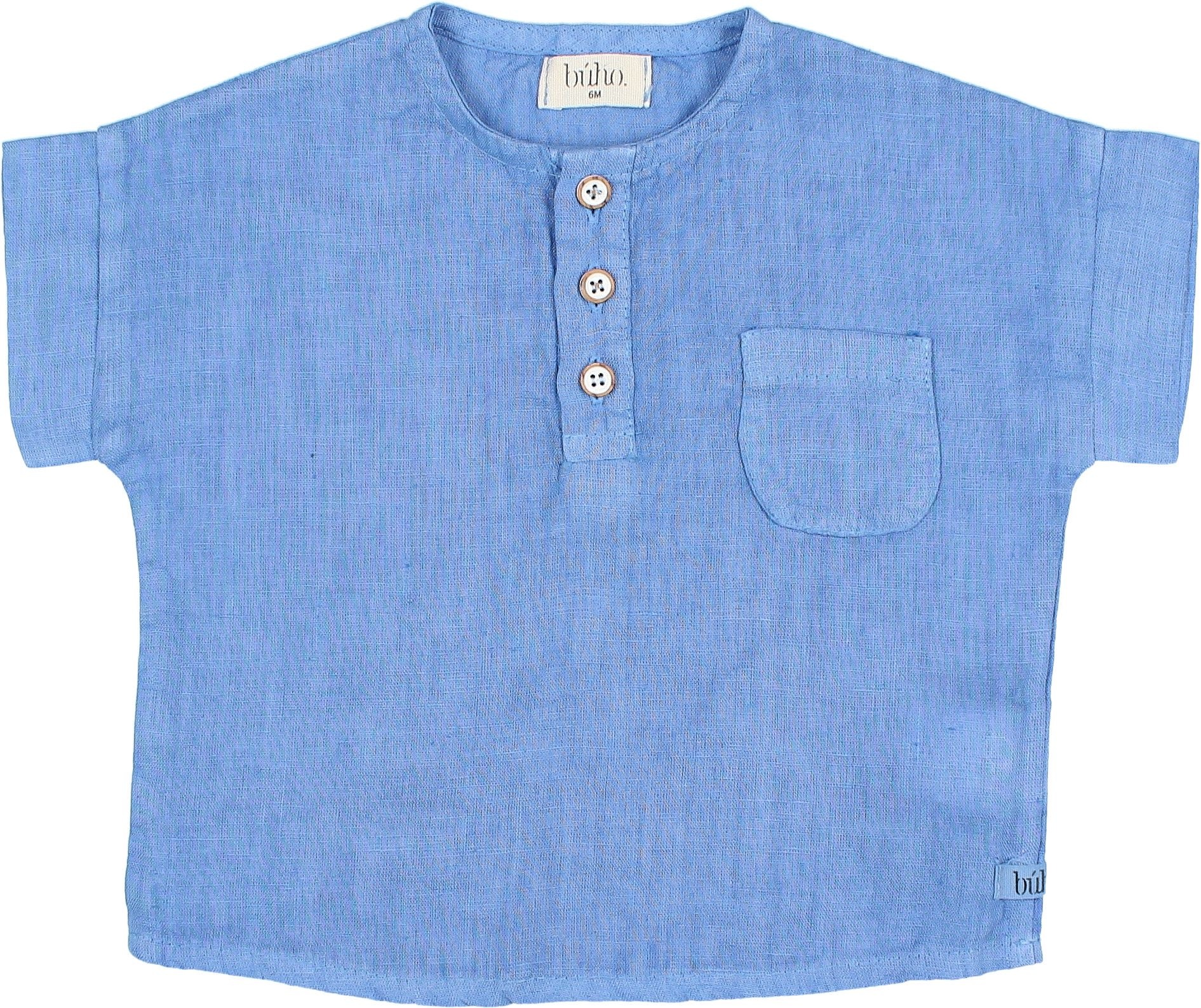 BUHO Baby Linen Shirt