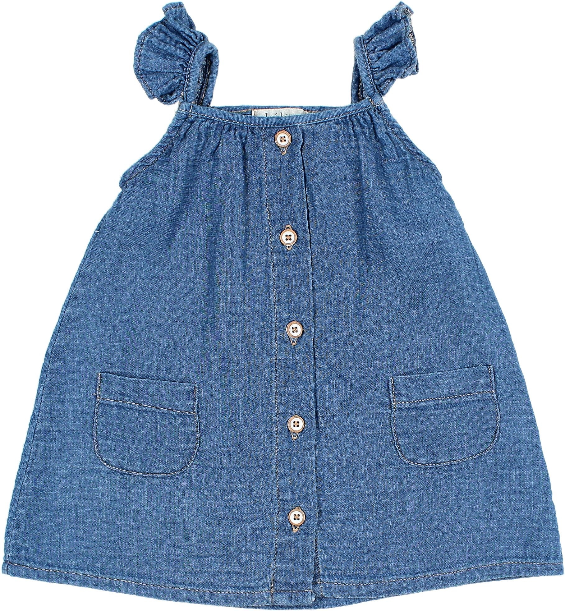 BUHO Baby Denim Dress