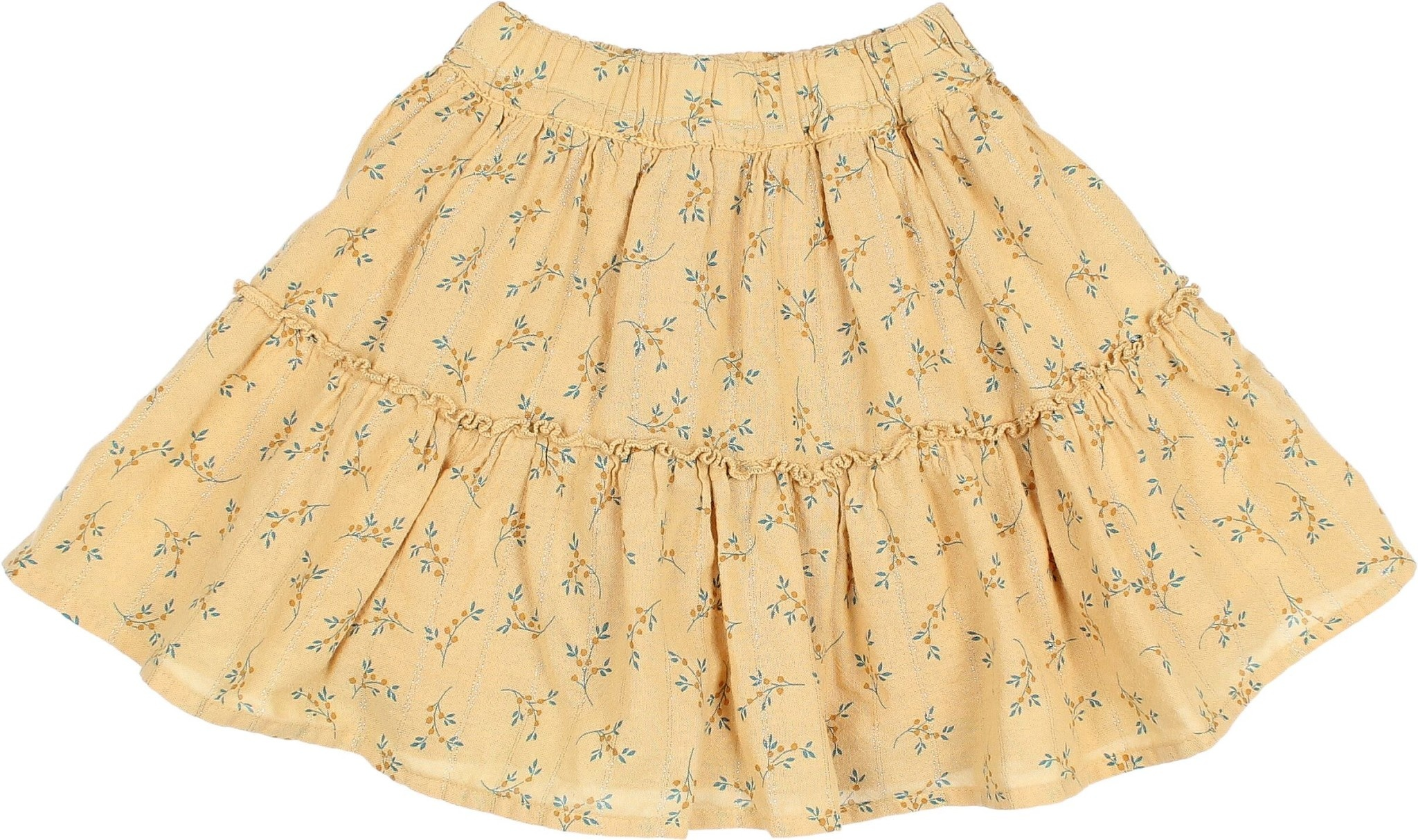 BUHO Lurex Mimosa Skirt