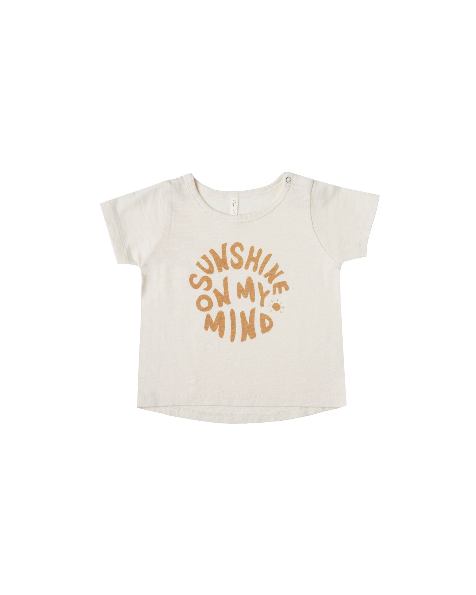 RYLEE AND CRU Sunshine on My Mind Tee